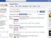 Lifestyle Notes anche Facebook