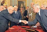 Paolo Romani nuovo ministro dello sviluppo economico. Degli anni