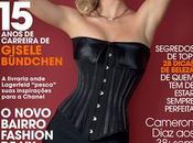 Gisele Bundchen Copertina Vogue Brazil Ottobre 2010