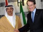 Italia-Emirati Arabi Uniti: cooperazione bilaterale partnership privilegiata