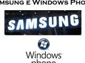 Samsung Galaxy Windows Phone? Presto potrebbe diventare realtà