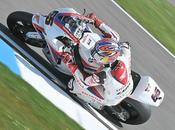 2012 Gara Donington Stavolta Rea, Pasticcio
