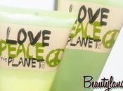 TIGI Recensione Shampoo Conditioner Linea ecobio Love Peace Planet