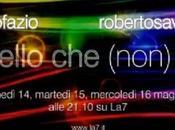'Quello (non) ho', Fabio Fazio Roberto Saviano questa sera