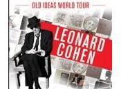 Leonard Cohen World Tour