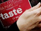 Taste Milano. miei ducati per...
