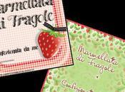 Etichette Marmellata Fragole- file