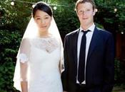 Mark Zuckerberg sposa Priscilla Chan vissero facebook contenti