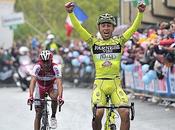 Giro D'Italia Tappa, Matteo Rabottini batte Joaquin Rodriguez, riprende Maglia Rosa