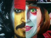 Johnny Depp, mago delle trasformazioni
