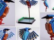 sculture Lego Thomas Poulsom