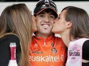 Giro D'Italia Tappa Izaguirre vince Falzes, Joaquin Rodriguez resta Maglia Rosa