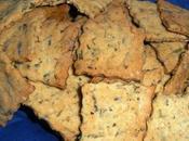 Ricette Sara Papa: cracker fatti casa
