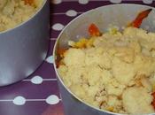 Orange picnic Crumble arancia carote.