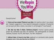 "Digital Fashion Stefanel ""You Pin, Repin, Win"""