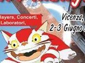 Vivi manga, festival fumetto Vicenza
