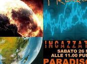 FREQUENZA INCAZZATA NERA (Moon Trein Radio) PARADISO AUTODISTRUZIONE? Ottava puntata