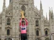 Giro d'Italia 2012: tutte classifiche