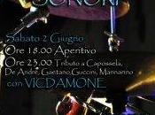 Perugia, Ciao Rino, Scatti Sonori Elisa Fratini. giugno Luglio