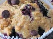 Muffins mandorle mirtilli