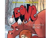 Jeff Smith Charles Vess: Bone. principessa Rose