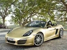Nuova Porsche Boxster. Buona terza.