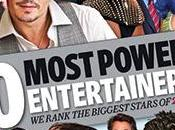 Lady GaGa nella Power List Entertainment Weekly