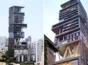 Foto giorno ottobre 2010 palazzo mumbai piani dove abita persona sola