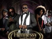 Shina Peters, Nneka, M.I., Prince Like Bottle (Hennessy Artistry 2010)