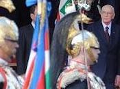 Politici parata, Italia lutto