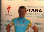 Astana: Vinokourov Brajkovic Giro Delfinato