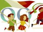 doodle Google Festa della Repubblica Parata!