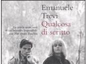 [Recensione] Qualcosa scritto Emanuele Trevi