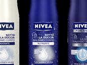Beauty: crema corpo Nivea sotto doccia