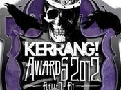 KERRANG! AWARDS 2012 Ecco vincitori!