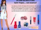 ESSENCE: look diva stile Saint Tropez
