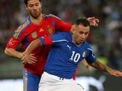 Euro 2012:Di Natale un'Italia tutta grinta fermano Spagna