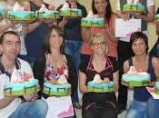 Corso intermedio cake designer