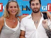 coppia: Barbara Rossi giovane Anthony Manfredonia addio