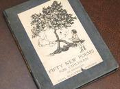 Fifty Poems Children, prima edizione 1922