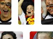 Euro2012: sfida delle tifose Olanda Germania