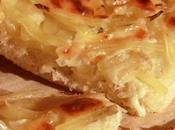 Focaccia Patate, Cipolle Scamorza