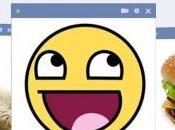 Inserire immagini nella Chat Facebook