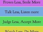 passi verso felicità