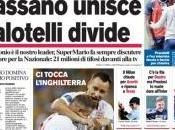 Ecco prima pagine della Gazzetta Corriere dello Sport Tuttosport