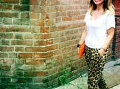 DAILY OUTFIT Leopard print, again
