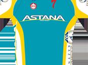 Tour France 2012: Team Astana annuncia formazione
