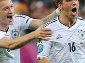 Europei 2012 Quarti: Germania batte Grecia semifinale