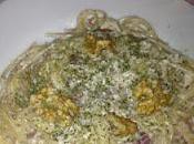 vermicelli crema noci pancetta