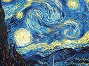 Tante tessere domino quante stelle della notte stellata Gogh